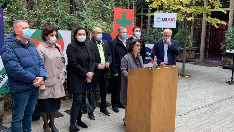 EPRC: принятых властями Грузии мер по борьбе с пандемией недостаточно