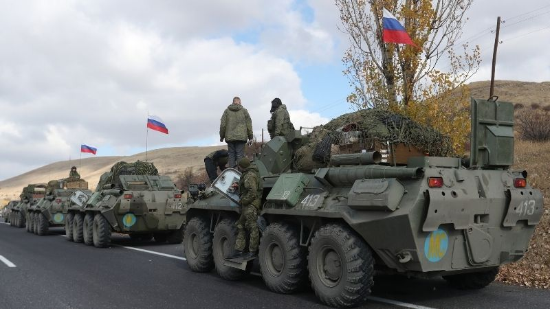 В Карабахе нашли считавшихся пропавшими 70 дней армянских военных