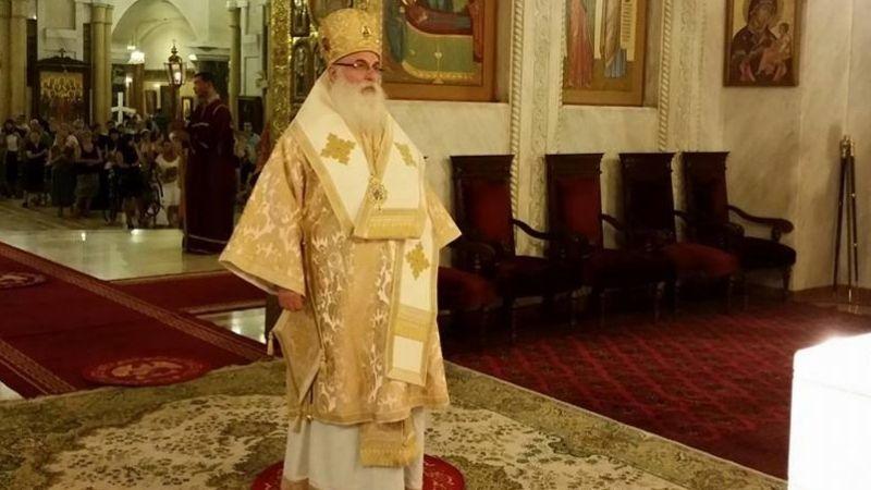 В Грузии от ковида скончался Епископ Боржомский и Бакурианский Лазаре