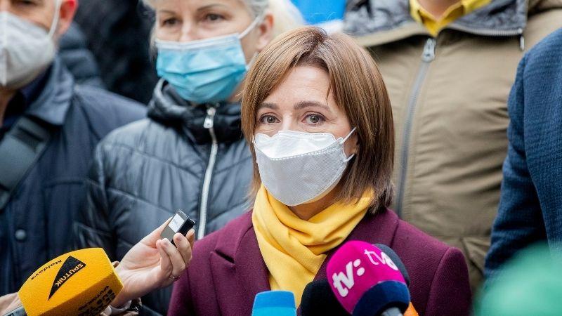 На выборах в Молдове побеждает лидер проевропейской оппозиции