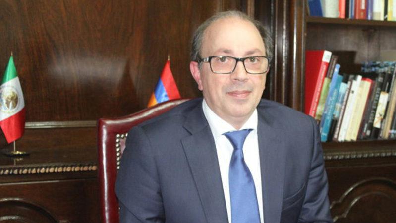 Никол Пашинян назначил нового главу МИД Армении