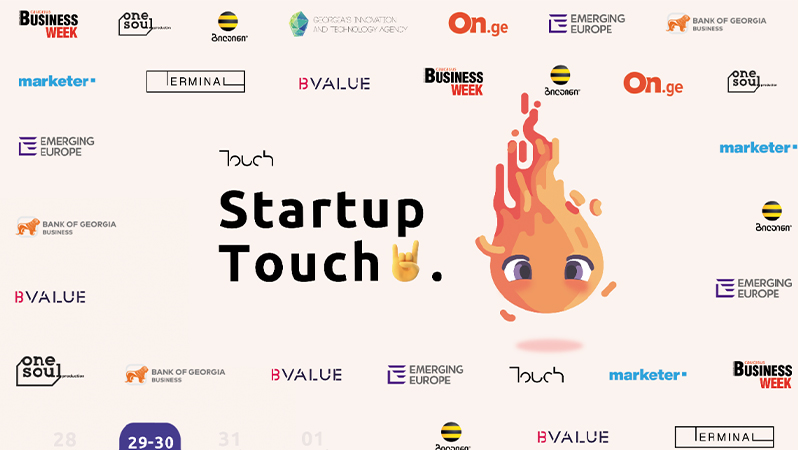 Startup Touch ბილაინისგან – სტარტაპები პოტენციურ ინვესტორებს და აქსელერატორებს გაეცნენ