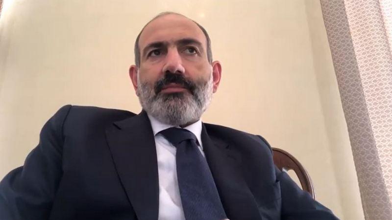 Пашиняна не переизбрали премьер-министром Армении