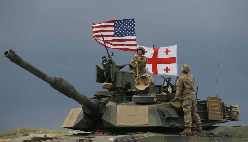Реально ли развертывание американских войск в Грузии?