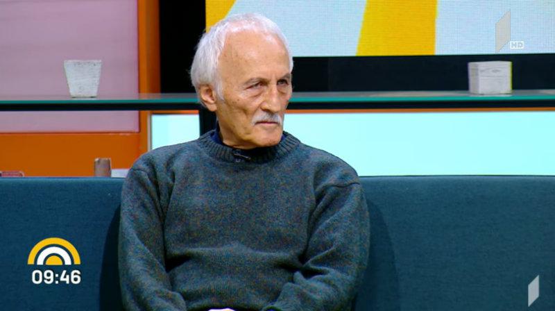 Грузинский кинорежиссер Александр Рехвиашвили ушел из жизни