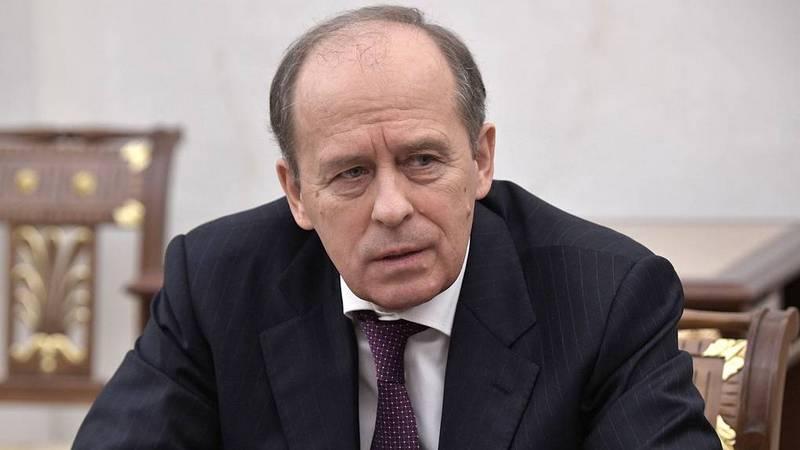 Глава ФСБ России прибыл в Ереван