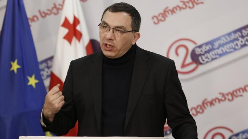 Лидер «Европейской Грузии»: Мы готовы пойти на разумный компромисс