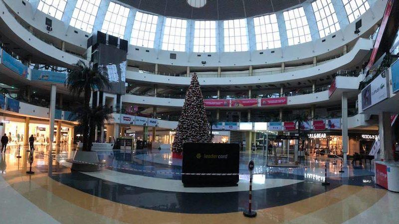Торговые центры в крупных городах Грузии заработают с 24 декабря