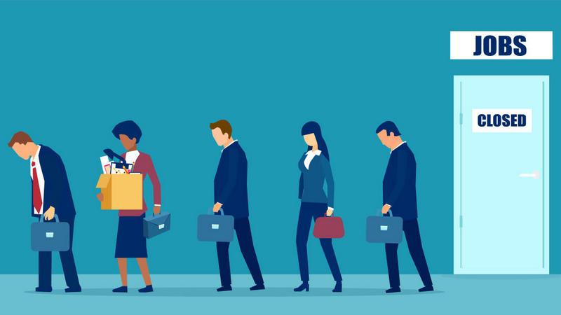 Сакстат: в 2019 году уровень безработицы составлял не 11,6%, а 17,6%