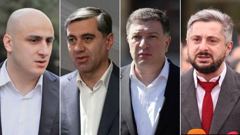Суд отложил рассмотрение дел лидеров оппозиции и основателя ТВ «Мтавари архи»