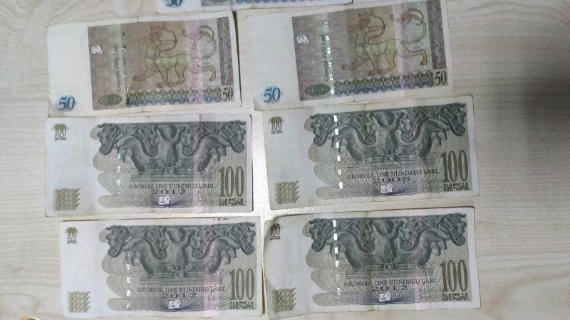 В Грузии задержали группу фальшивомонетчиков