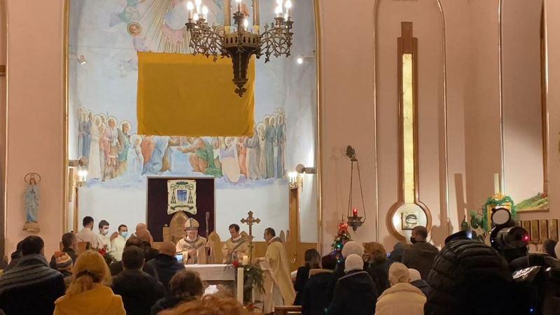 შობა კათოლიკურ ტაძარში – არათანაბარ პირობებში