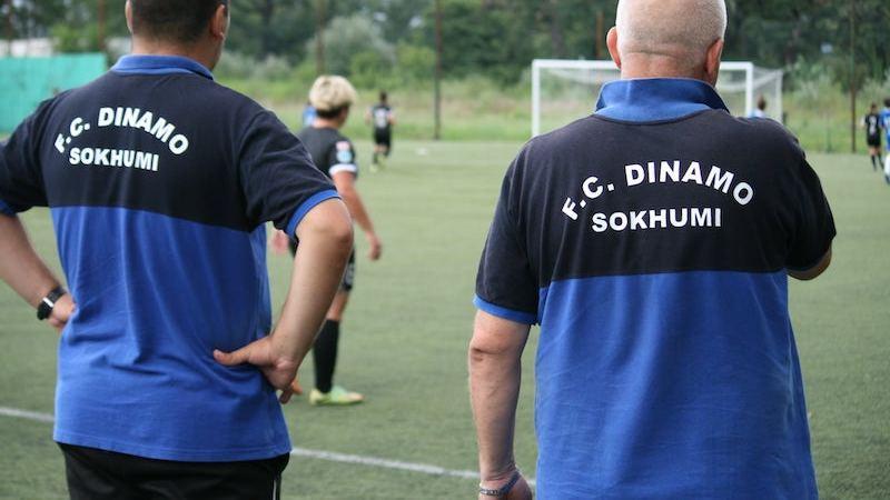 «Динамо Сухуми» под угрозой закрытия — клуб просит помощи