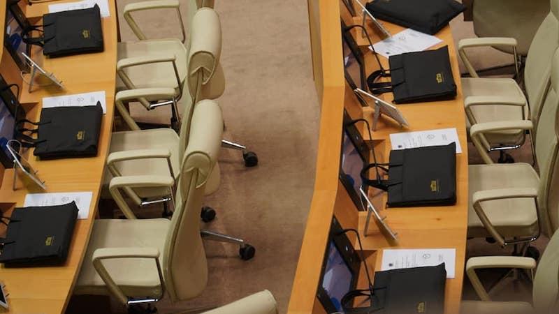 Часть депутатов парламента Грузии не будет голосовать за прекращение полномочий коллег-оппозиционнеров