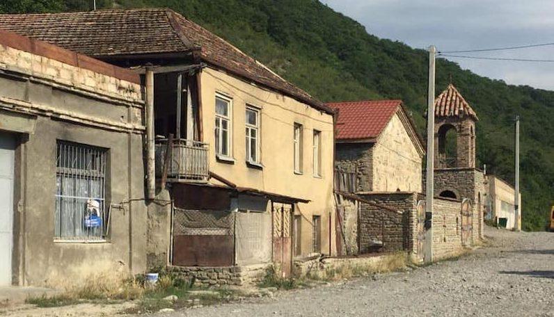 DRI: Преследование грузинского населения и «точечный террор» в Ахалгори