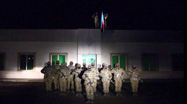 Азербайджан взял под контроль Лачинский район