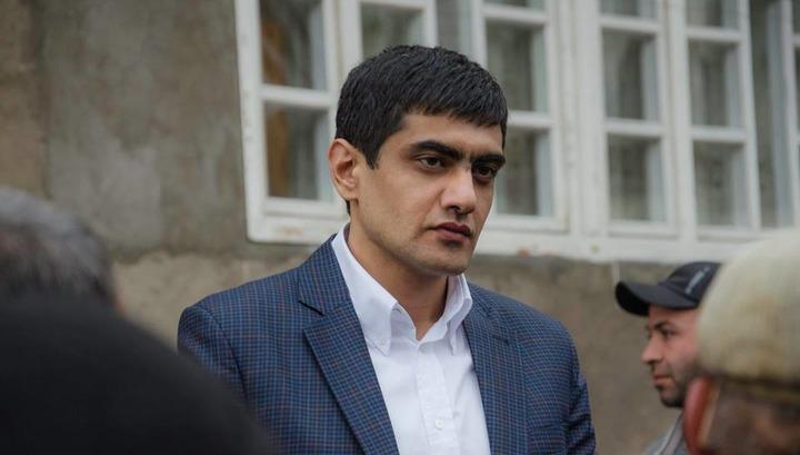 Мэр города Горис арестован после призыва не допустить въезда Пашиняна