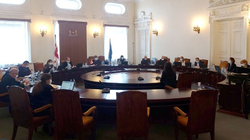 В Грузии 15 судей назначены на бессрочный срок