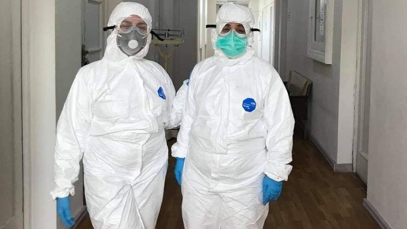 Вопреки страху: Жизнь и работа медика инфекционного отделения в период пандемии