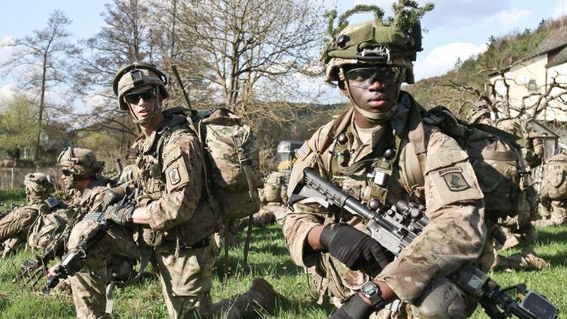Грузия получила от США военную тренировочную систему MILES