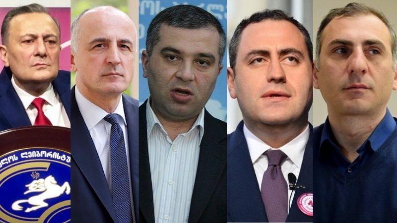 Переговоры в посольстве США: Грузинская оппозиция сохраняет единство