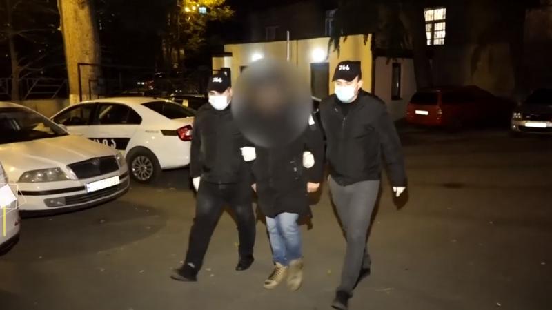 МВД задержало одного человека по обвинению в хранении полкилограмма наркотиков