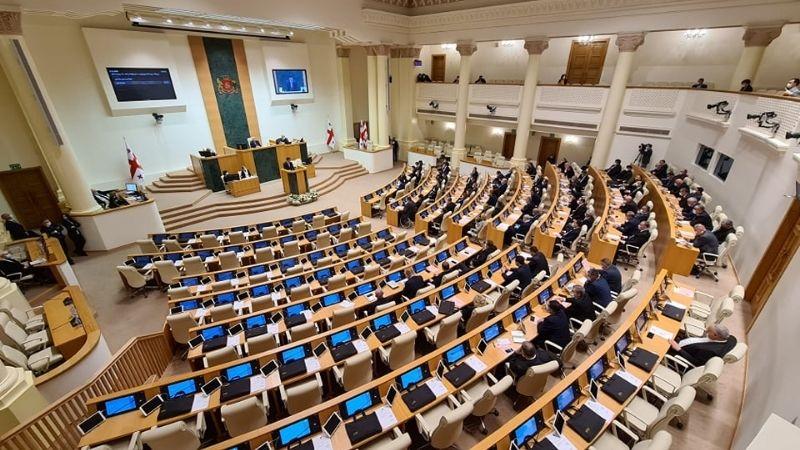 Парламент Грузии одобрил госбюджет на 2021 год