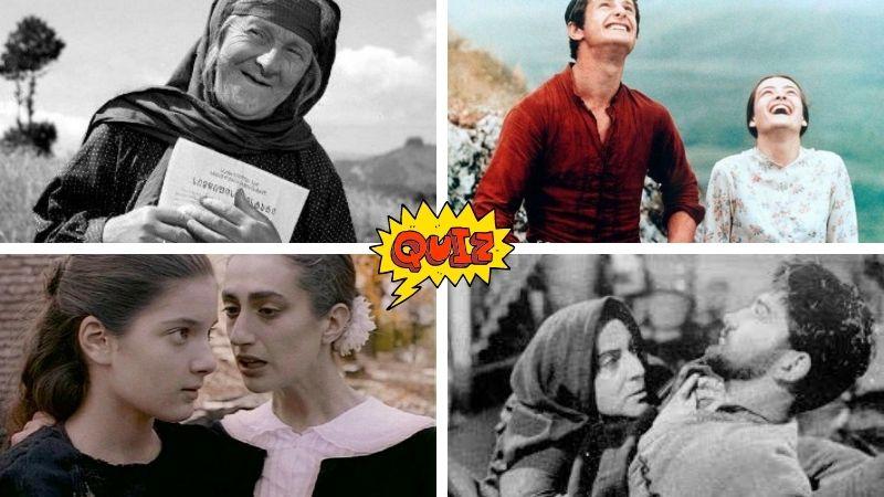 როგორ იცნობ ქართულ ნაწარმოებებზე გადაღებულ ფილმებს – ტესტი