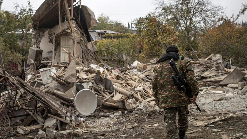 С начала Второй карабахской войны прошел один год