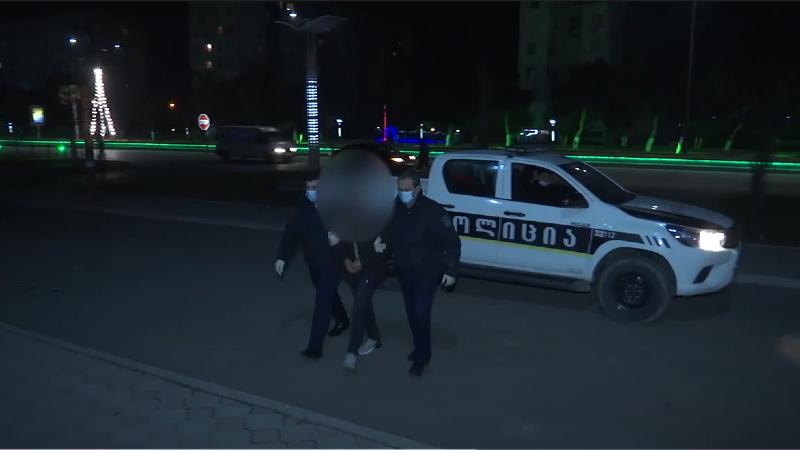 МВД: задержаны 4 человека обвиняемых в похищении 15-летней девочки