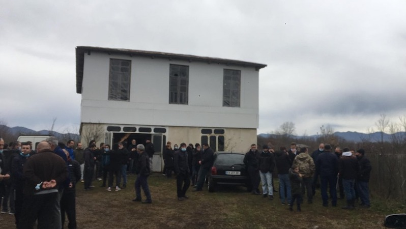 EMC призывает власти Грузии к деэскалации конфликта в селе Букнари