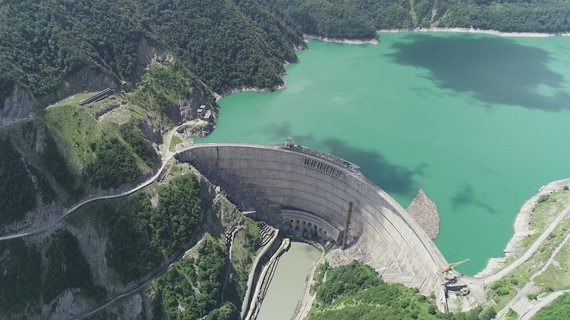 Государственная электросистема Грузии осуществляет работы по переключению