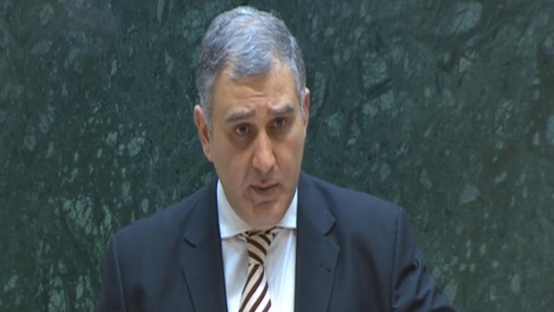 Сарджвеладзе: Амнистия не коснется студентов совершивших тяжкие преступления