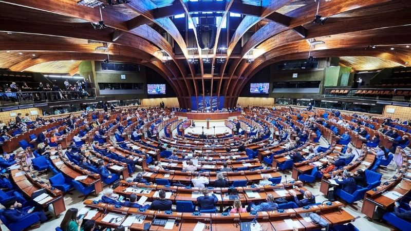 На сессии ПАСЕ рассмотрели отчет Миссии наблюдателей Совета Европы по выборам в Грузии