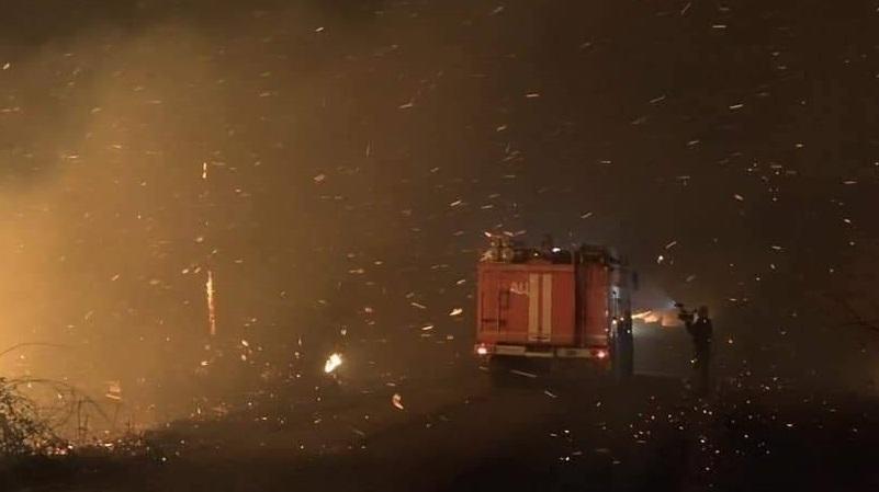 Население Гали опровергает информацию о ликвидации пожаров — Тбилиси предлагает помощь