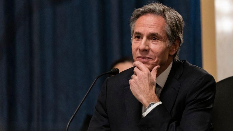 Блинкен: Если Грузия соответствует критериям, дверь в НАТО для нее следует оставить открытой