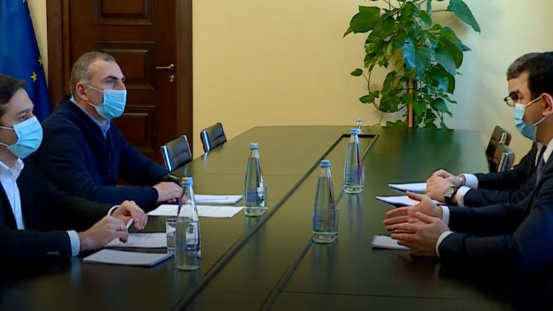 Лидеры партии «Граждане» проведут встречу с представителями «Грузинской мечты»