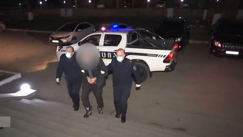В Дуиси произошло убийство, объвиняемый задержан