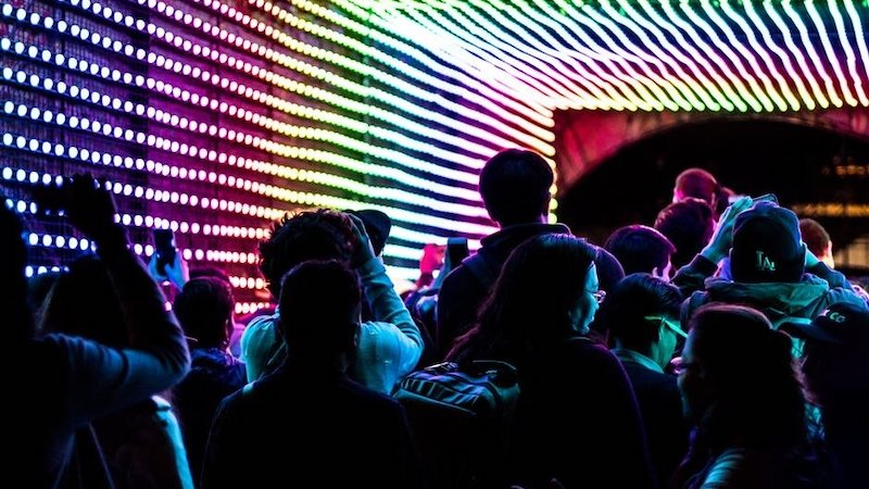 Организатор закрытой вечеринки в ночном клубе Тбилиси заплатит штраф
