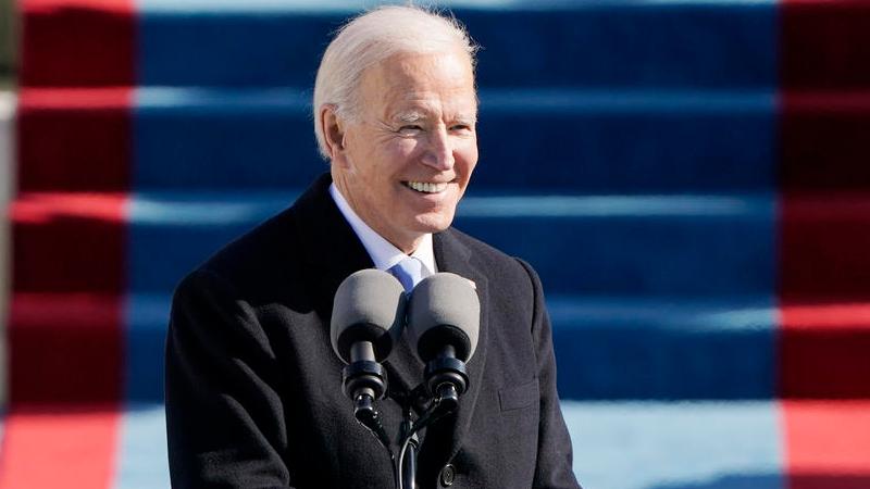 Джо Байден принес присягу — инаугурационная речь 46-го президента США