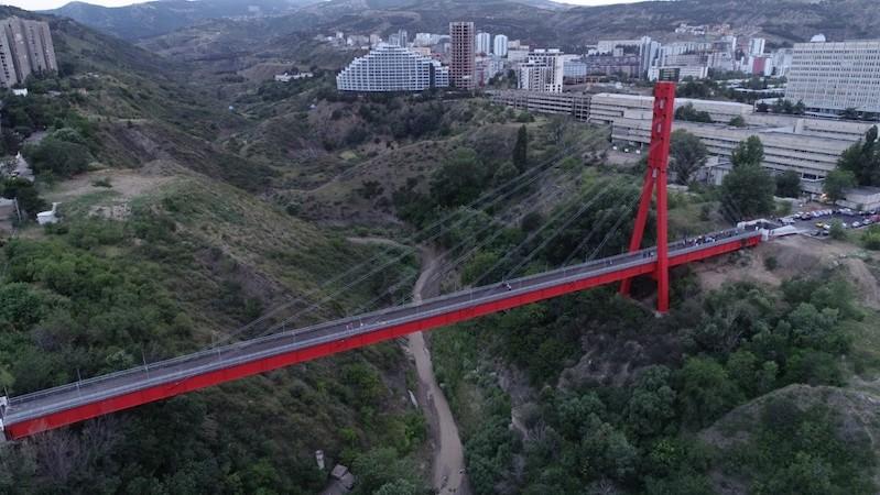 Мэр Тбилиси анонсировал строительство нового моста