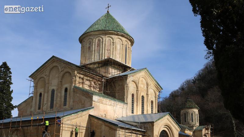 Цулукиани: Эксперт ЮНЕСКО изучит ситуацию в монастырском комплексе Гелати