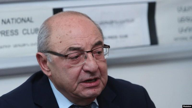 Вазген Манукян о событиях в Ереване: происходящее нельзя назвать госпереворотом