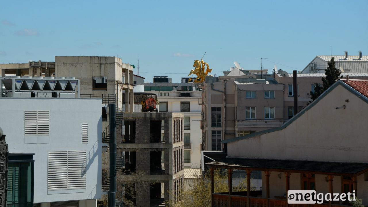 Мэр Тбилиси анонсировал законопроект по «строительной амнистии»