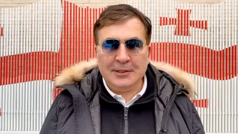 «Льет воду на мельницу «Мечты» — как в Грузии отреагировали на заявление Саакашвили