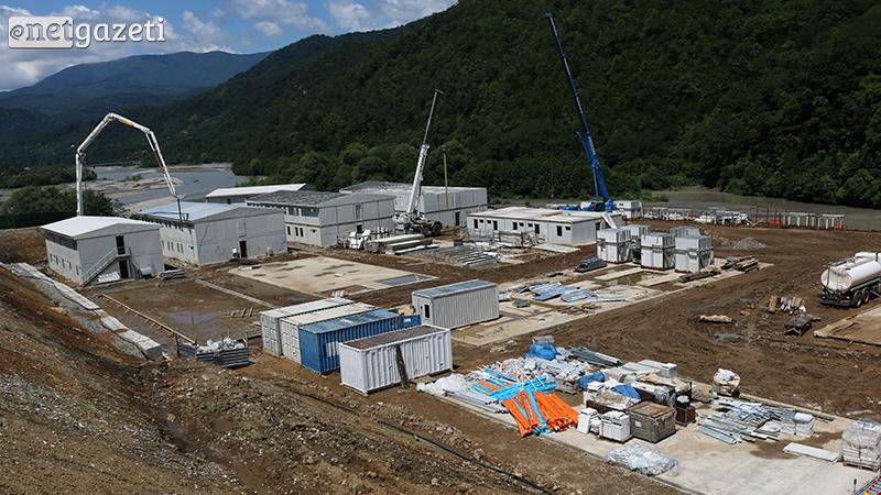EMC: подготовительные работы на Намахвани ГЭС незаконны