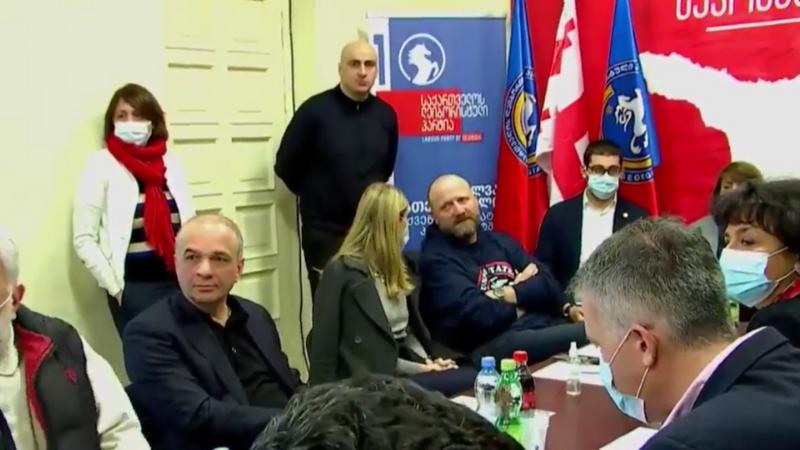 Оппозиция анонсировала проведение митингов в столице и регионах Грузии