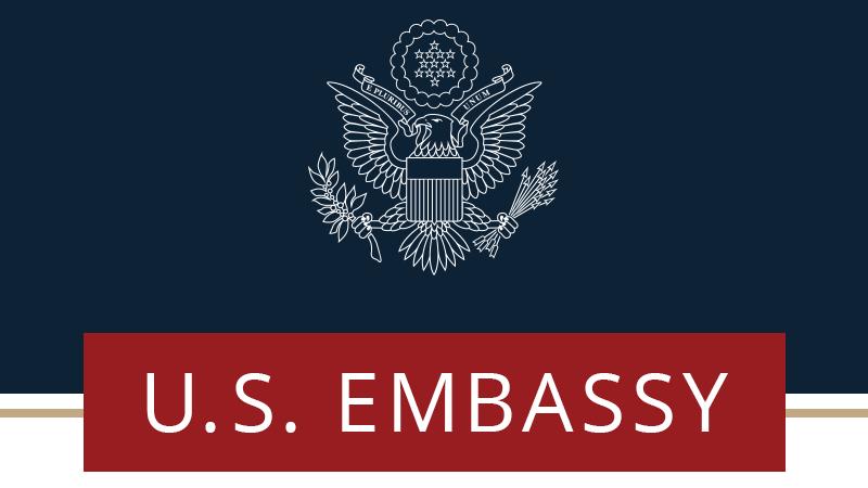 Посольство США осудило нападение на сотрудников телеканала Formula