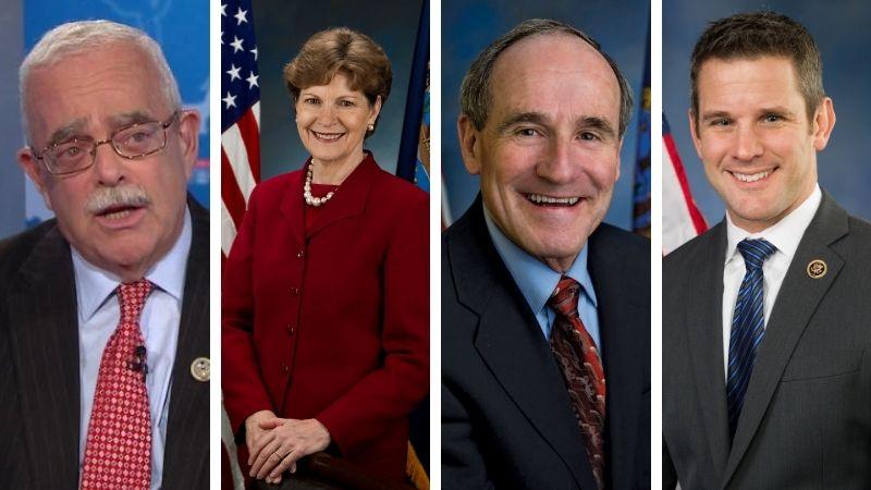 Конгрессмены США призвали власти Грузии освободить всех политзаключенных, в том числе Мелия и Руруа