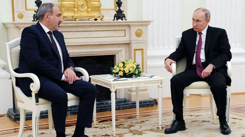 Пашинян: Армения ориентирована на широкое военное сотрудничество с Россией